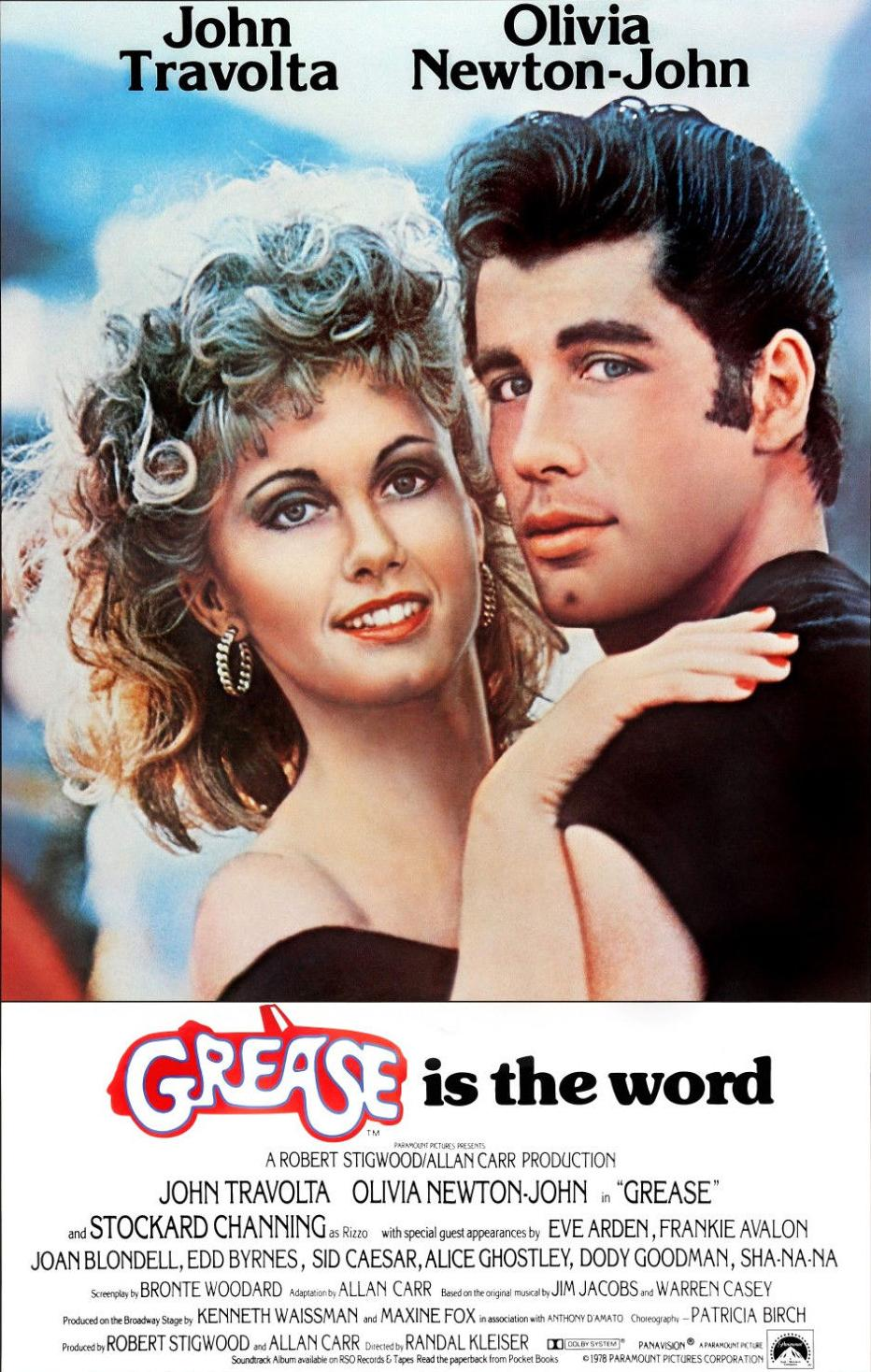 GREASE (+ Live Music)